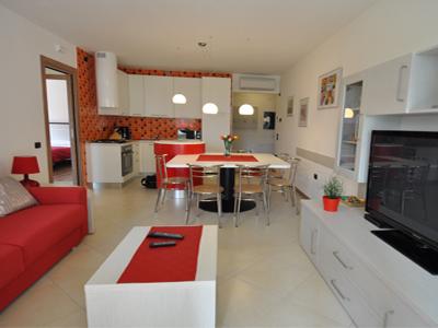 Ferienwohnung Gardasee Riva del Garda Appartement Sul Torrente 100